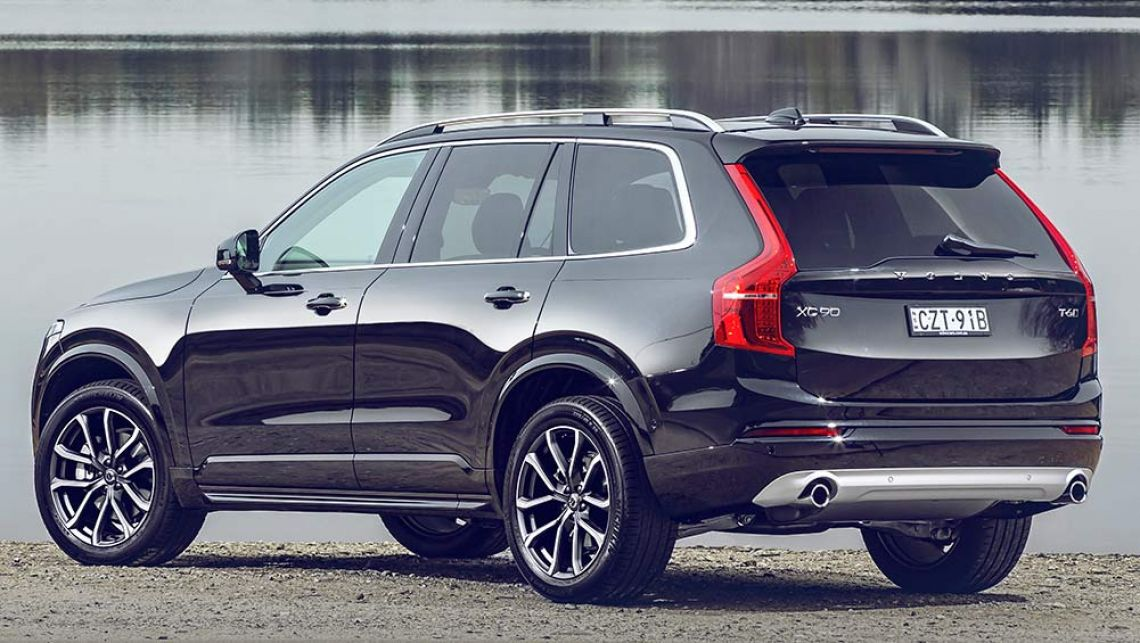 New Volvo XC90 Australia Reviews | Features and Specification